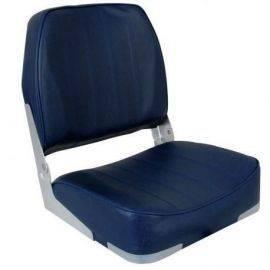 Sæde us basic farve marineblå