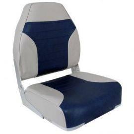 Flashback sæde marineblå/grå