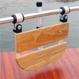 Foldbart sæde til søgelænder m/fittings