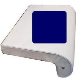 Bedflex sæde blå