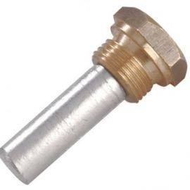Bukh motorzink komplet zink:12x35 M5 møtrik: 3/8