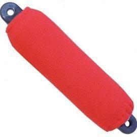 Fenderovertræk 6x23 dan hill 64x15cm rød 2 stk