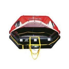 Waypoint iso 9650-1 redningsflåde 6 personer i taske