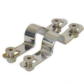 Søgelænderbeslag for waypoint dæksbeslagrustfrit stål 4 stk