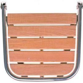 Badeplatform l-50cm d-45cm ø25mm rør
