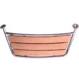 Badeplatform l-84cm d-38cm ø25mm rør
