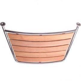 Badeplatform l-109cm d-60cm ø32mm rør