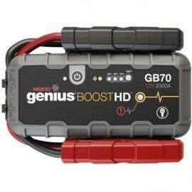 Noco genius GB70 jump start 12V 2000Amp