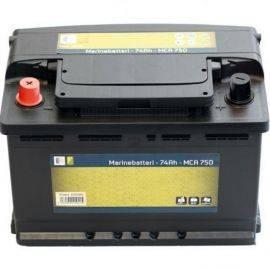 1852 Marinebatteri 12V 74 Ah MCA 750