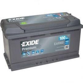 Exide Batteri Premium 100 ah. start