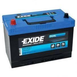 Exide Batteri Nautilus 95 ah. dual