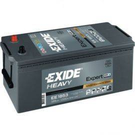 Batteri exide 185 ah dual ekspert