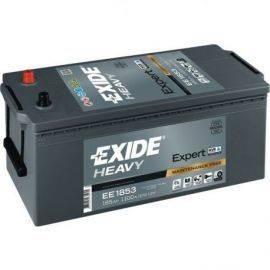 Exide Batteri 185 AH. dual ekspert