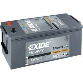 Batteri exide 235 ah dual ekspert