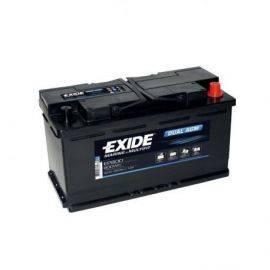 Exide Batteri dual AGM 850 cca - 95 ah.