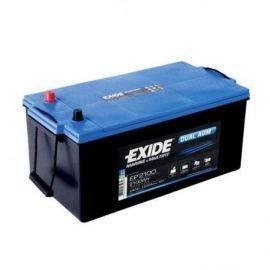 Batteri dual agm 700 cca - 240 ah