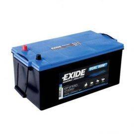 Exide Batteri dual AGM 1200cca - 240Ah