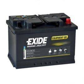 Exide Batteri Nautilus 80Ah gel equipment