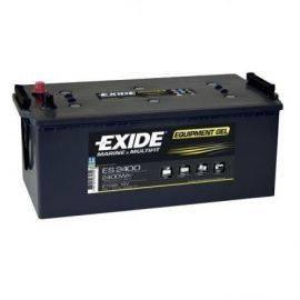 Batteri nautilus  210ah gel equipmentikke farlig gods ved sø