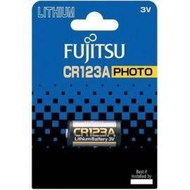 Fujitsu batteri cr 123a 3v kan anvendes til 1852 lommelygte