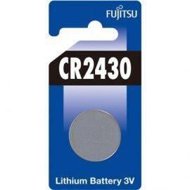 Fujitsu batteri cr 2430 3v