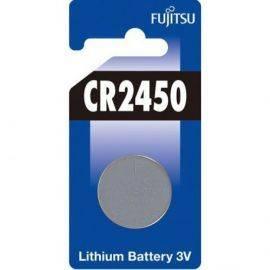 Energizer batteri cr 2450 3v 2stk
