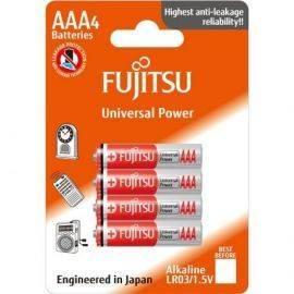 Fujitsu batteri aaa - lr03 4 stk