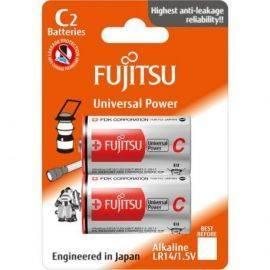 Fujitsu batteri c - lr14 2 stk