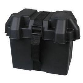 Batteriboks L34cm x H26cm x B22cm -75Ah