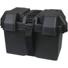 Batteriboks ekstra storincl monterings rem
