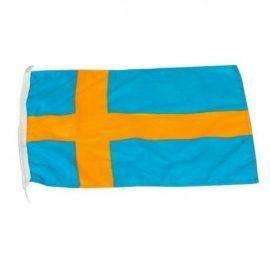 Gæsteflag sverige 30x45 cm
