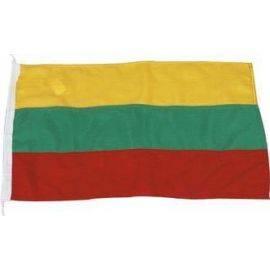 Gæsteflag litaun      20x30 cm