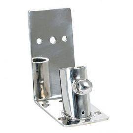 Flagstangsholder 25mm m/beslag