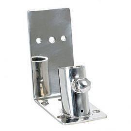 Flagstangsholder 25mm med beslag
