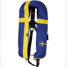 Sverige ISO 165N vest m-fleece & UML pro