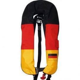 Tyskland iso 165n vest m-fleece & uml pro