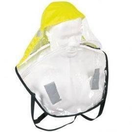 Iso 12402-8 godkendt spray hood