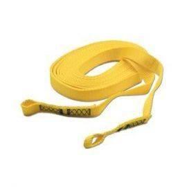 Lalizas safety jacklines dæksbånd 25mm 10m 2stk
