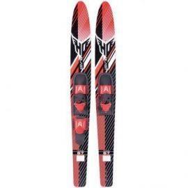 HO røde Blast combo vand ski 170 cm