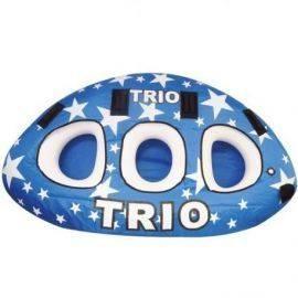 1852 tube trio 152x238cm til 3 personer