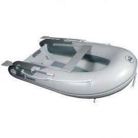 Gummibåd med aluminium bund searover 270