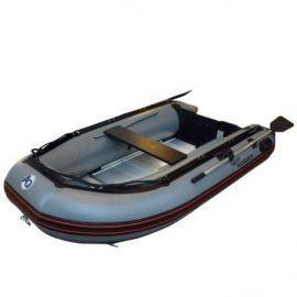 Aquaquick gummibåd Hunter HD1.2 med aluminiums dørk 270cm