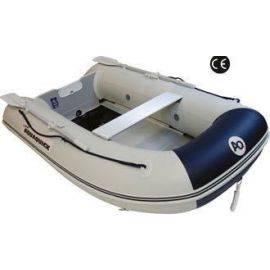 Grand gummibåd s330s med jockey sæde