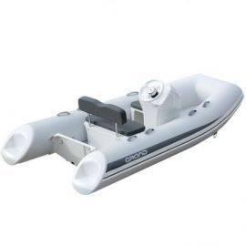 Grand gummibåd s330 med cl-17 konsol og sd-12 sæde