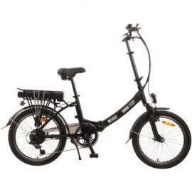 """1852 E-bike foldecykel 20"""" 24V 250W 10Ah"""