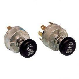 Kontakt til visker 2-speed 12-24v - en motor