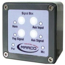 Kontrol panel til marco elektronisk horn 12-24v
