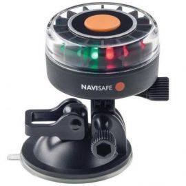 Lanterne navilight 360 med 16 led tri color inkl gopro beslag