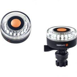 Navilight 360 grader hvid lys 2nm med navimount