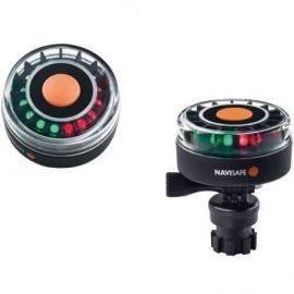 Navilight tre-farvet lys 2nm med navimount